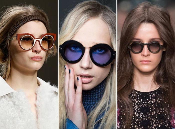 модные солнцезащитные очки весна-лето 2018, фото 3