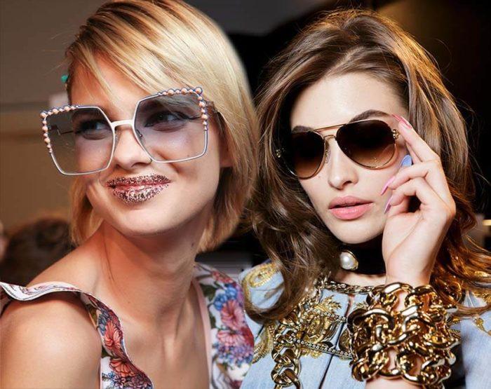 модные солнцезащитные очки весна-лето 2018, фото 5