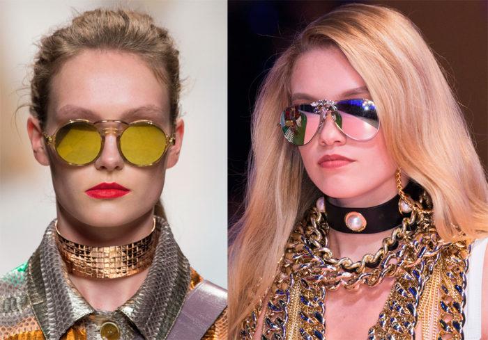 модные солнцезащитные очки весна-лето 2018, фото 6