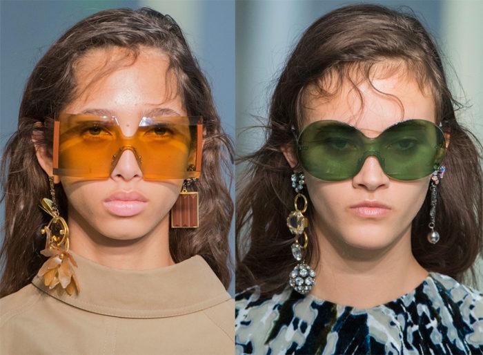 модные солнцезащитные очки весна-лето 2018, фото 7