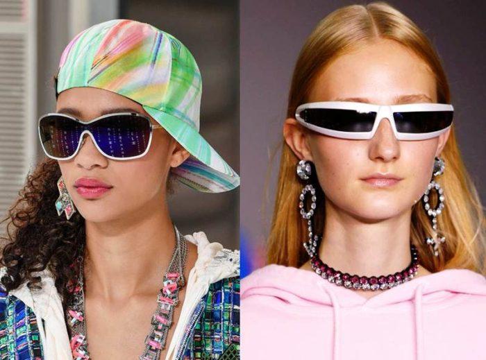 модные солнцезащитные очки весна-лето 2018, фото 8