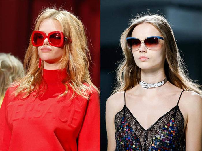 модные солнцезащитные очки весна-лето 2018, фото 9