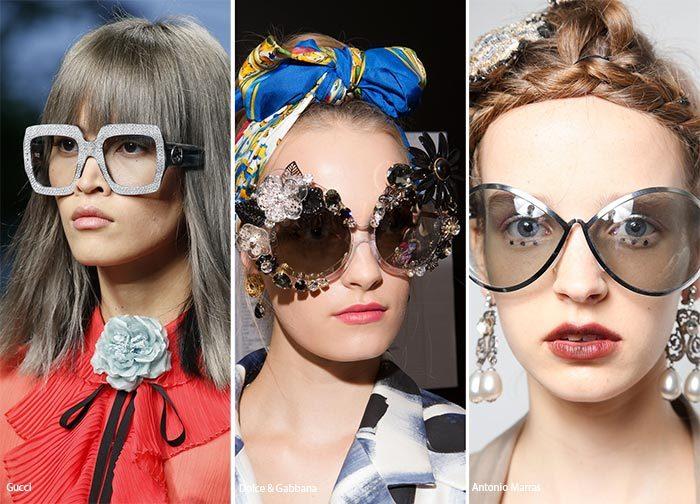 модные солнцезащитные очки весна-лето 2018, фото 10