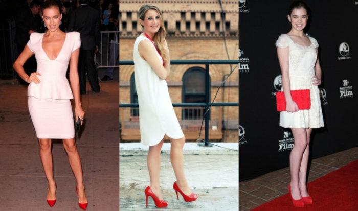 с чем носить белые платья фото 3