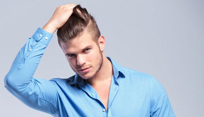 модные креативные мужские стрижки 2018