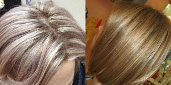 мелирование волос в домашних условиях пошаговая инструкция