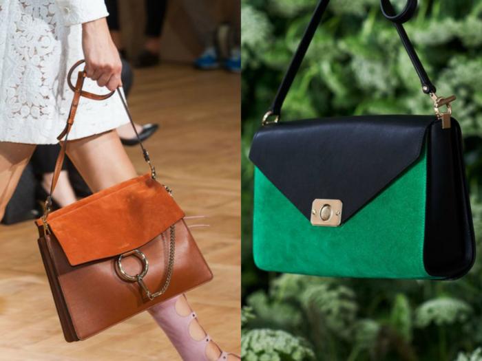 летние сумки 2018, фото модных тенденций 3