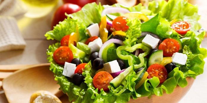 простые и вкусные: салаты с маслинами рецепты с фото