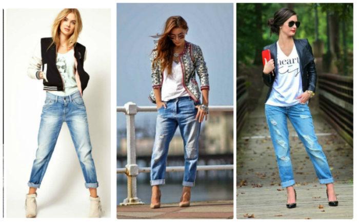 модные джинсы лето 2018 фото