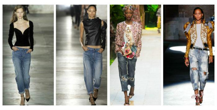 модные джинсы лето 2018, тенденции и тренды на фото 1