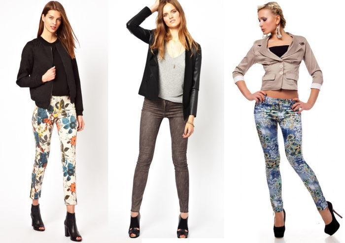 модные джинсы лето 2018, тенденции и тренды на фото 2
