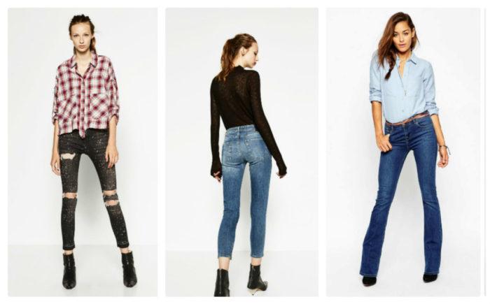 модные джинсы лето 2018, тенденции и тренды на фото 4