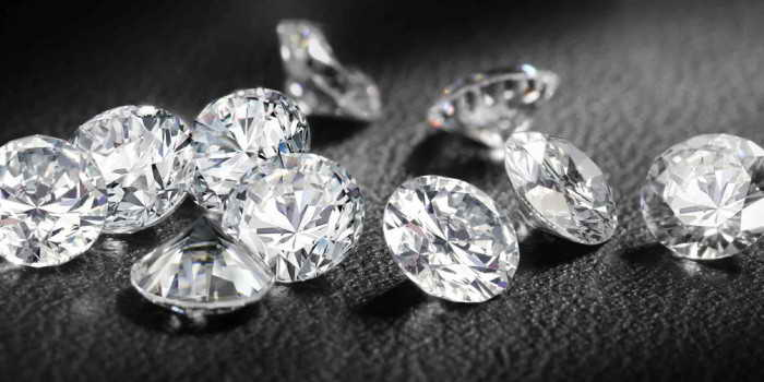 украшения с алмазами фото