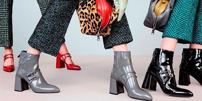 модные тенденции и тренды на ботильоны весна 2018