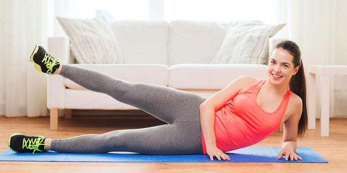 калланетика упражнения в картинках 29 упражнений