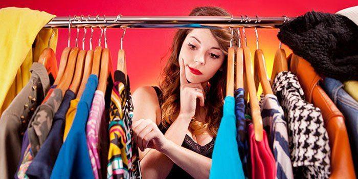 как казаться стройнее с помощью одежды