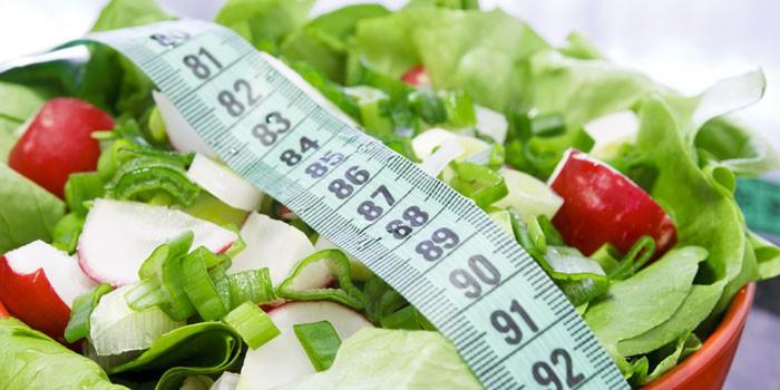 белково-овощная диета, меню на каждый день для похудения