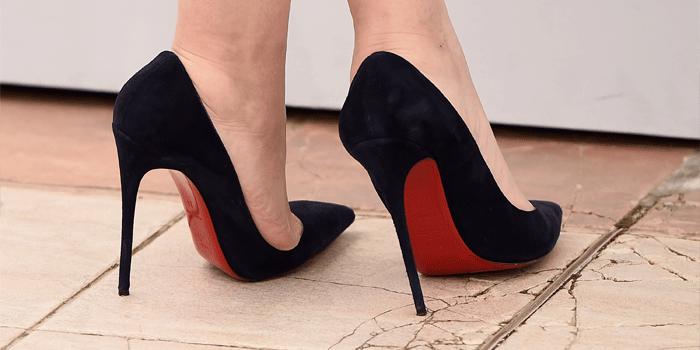 вред каблуков для женщин