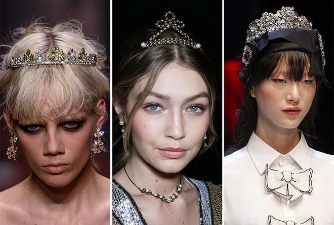 королевские короны и свадебные диадемы фото 3