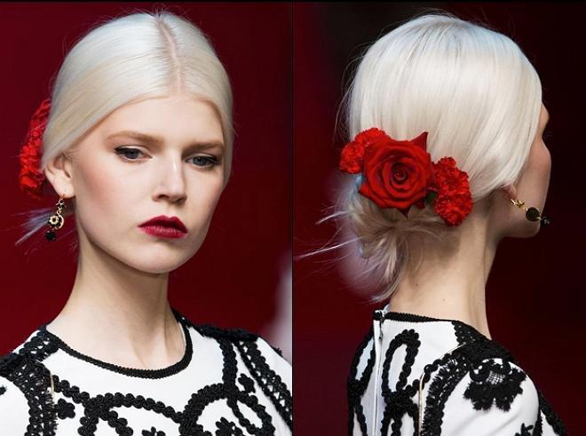 аксессуары для волос весна-лето 2018, модные и красивые варианты на фото 2