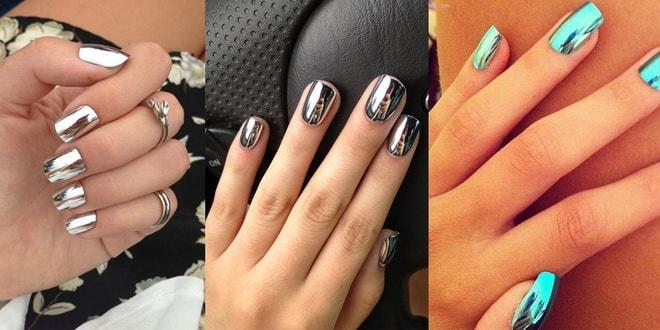 маникюр на короткие ногти 2018: модные тенденции, тренды и новинки на фото 7