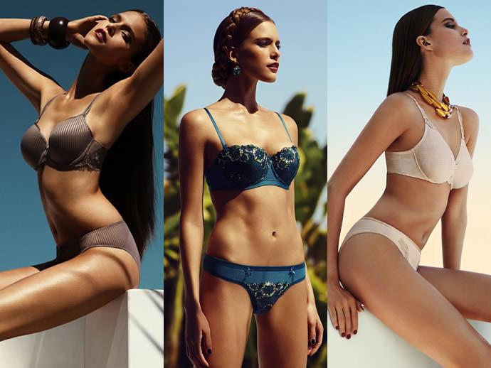 модное нижнее белье весна-лето 2018, тенденции и тренды для женщин на фото 1