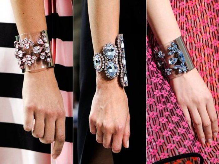 материалы для изготовления модных браслетов 2018 фото 1
