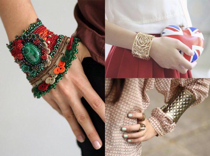 материалы для изготовления модных браслетов 2018 фото 2