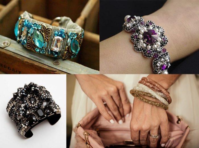 модные и красивые браслеты 2018 фото 9