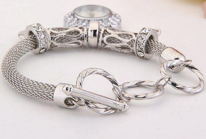 серебряные браслеты 2018 фото 1