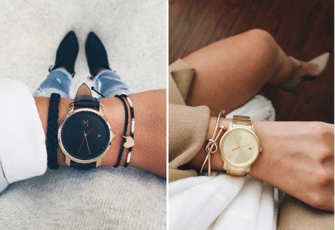 часы в романтическом стиле фото 3