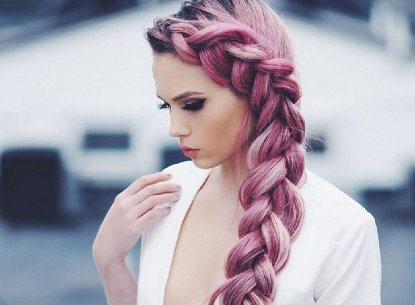 модные женские косы 2018, тенденции, тренды, новинки и идеи на фото 1