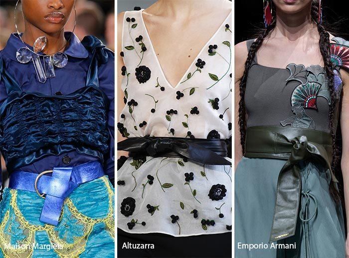 модные ремни и пояса 2018, фото 5