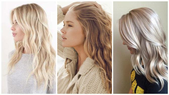 модный блонд 2018 фото: оттенки и окрашивание