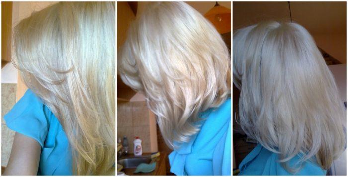 №1 - Жемчужный блонд фото 3