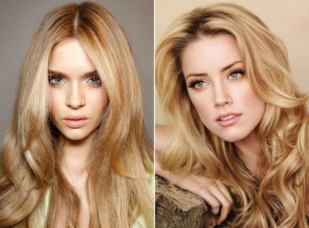 №3 - Перламутровый блонд