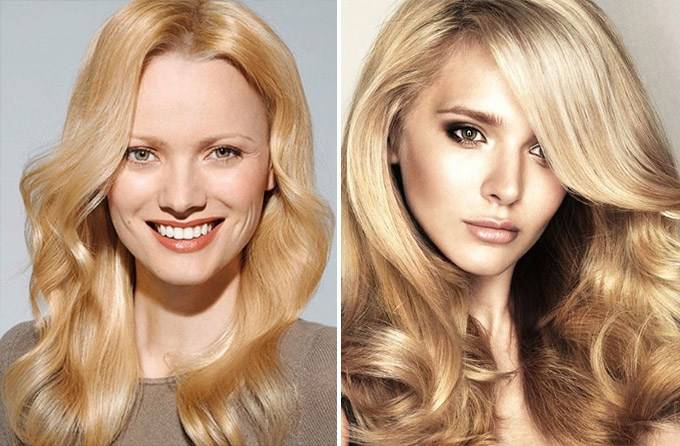 №4 - Песочный блонд