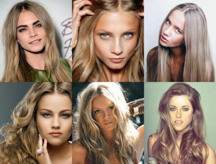 натуральные блондинки