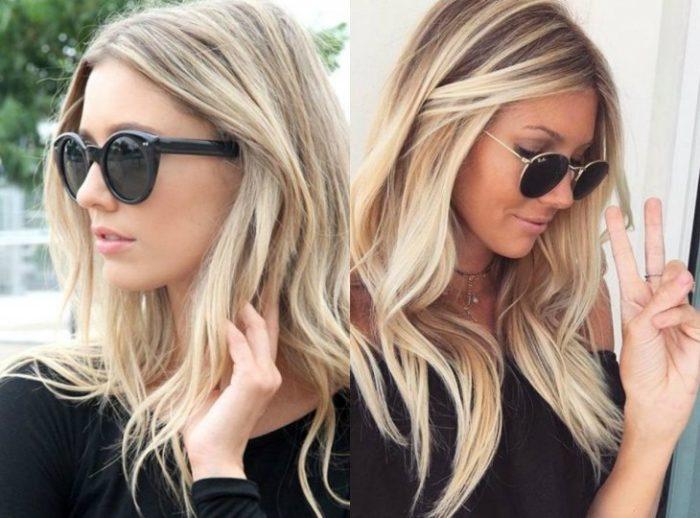 блонд 2018, модные тенденции, тренды и новинки на фото 2