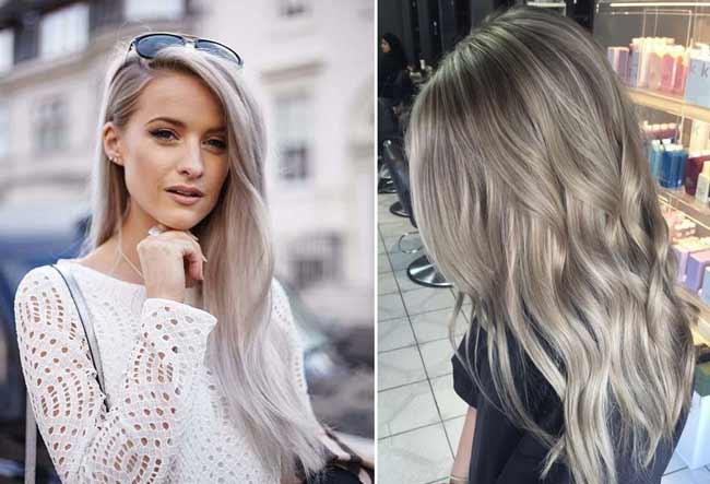 красивый и модный блонд 2018 фото 4