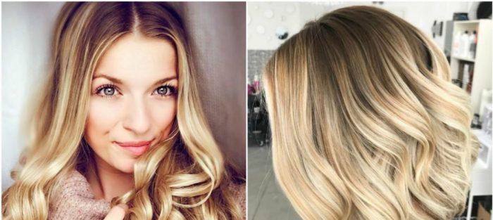 блонд 2018, модные тенденции, тренды и новинки на фото 3