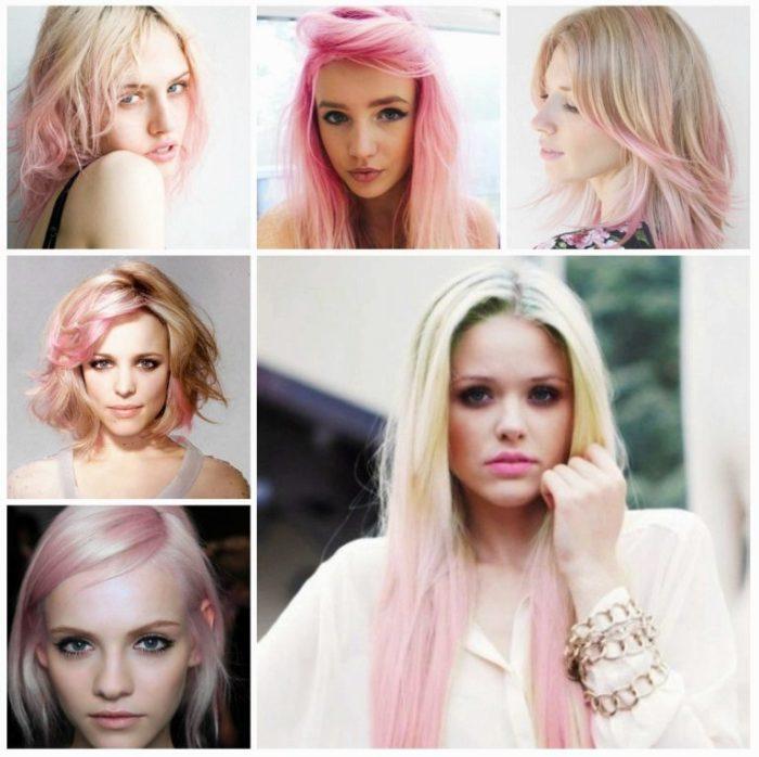 блонд 2018, модные тенденции, тренды и новинки на фото 6