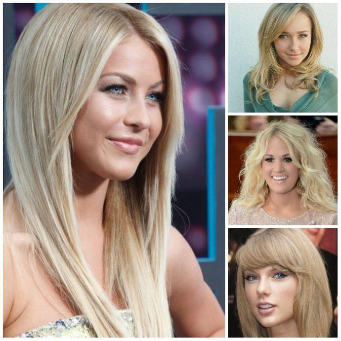 блонд 2018, модные тенденции, тренды и новинки на фото 7