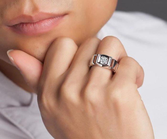 модные обручальные кольца с бриллиантами 2018 фото 1