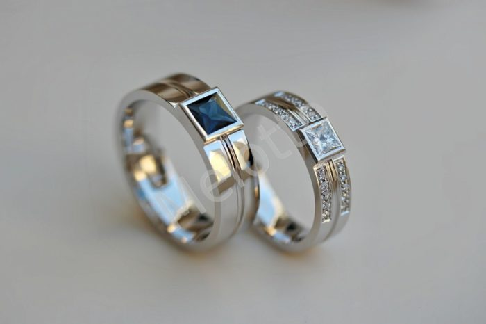 модные обручальные кольца с бриллиантами 2018 фото 3