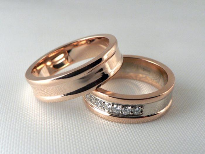 модные обручальные кольца с бриллиантами 2018 фото 4