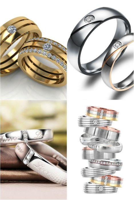 самые популярные свадебные кольца 2018, фото 1