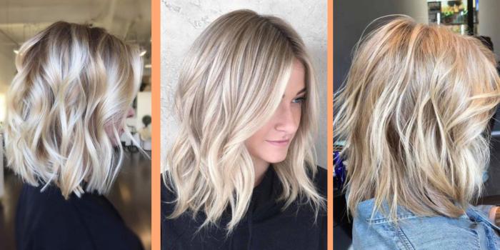 модная стрижка лесенка на длинные, средние и короткие волосы 2018, фото 3