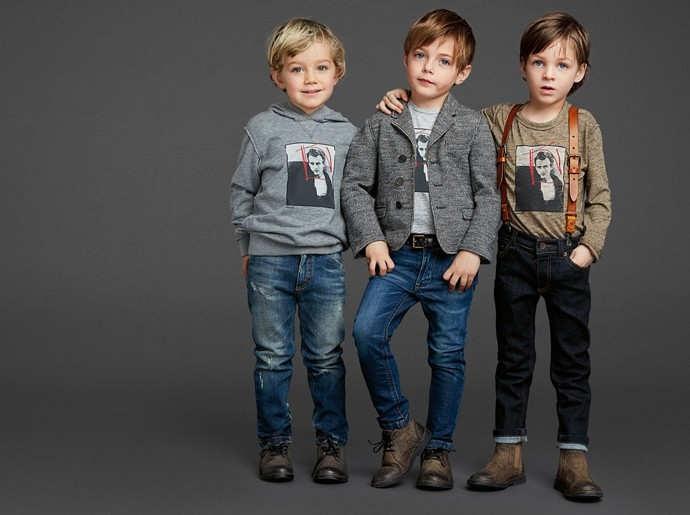 детская мода для мальчиков весна 2018, фото новинки 3