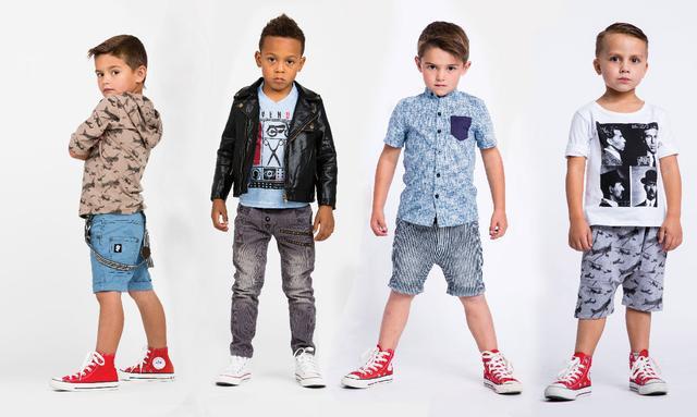 детская мода для мальчиков весна 2018, фото новинки 4